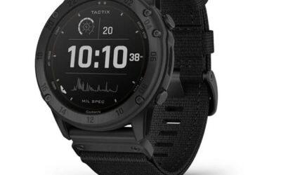 Reloj Garmin para tiradores: Tactix Delta Solar