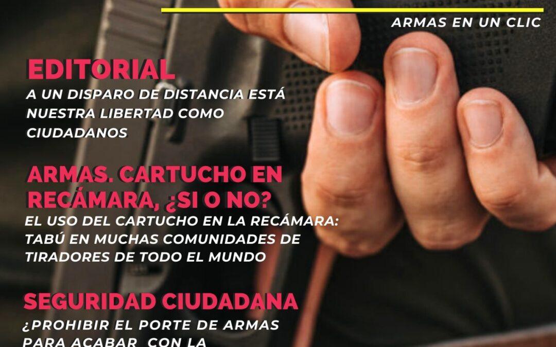 Revista Espacio Armas julio 2020