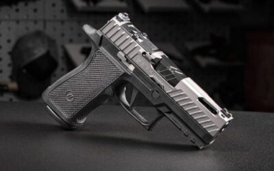 ZEV Technologies presenta las nuevas pistolas SIG Z320 personalizadas