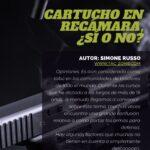 Revista Espacio Armas: ¿cartucho en recámara?