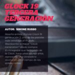 Revista Espacio Armas: Glock 19 III generación
