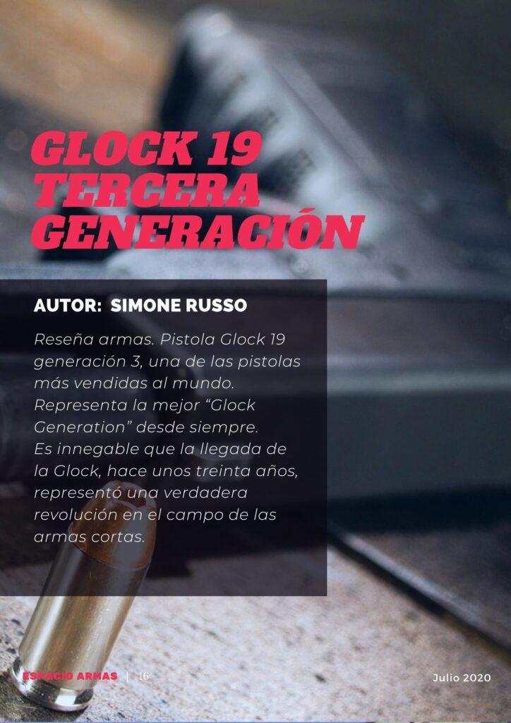 Glock 19 III generación