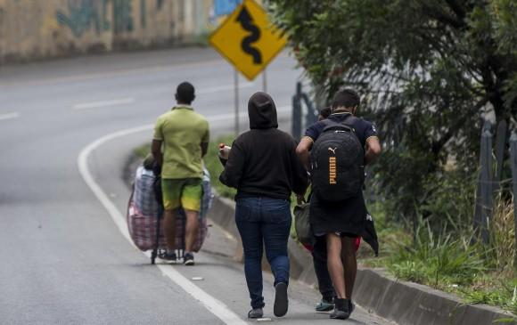 Inmigración venezolana en Colombia no aumento delincuencia durante la pandemia. Septiembre 2020