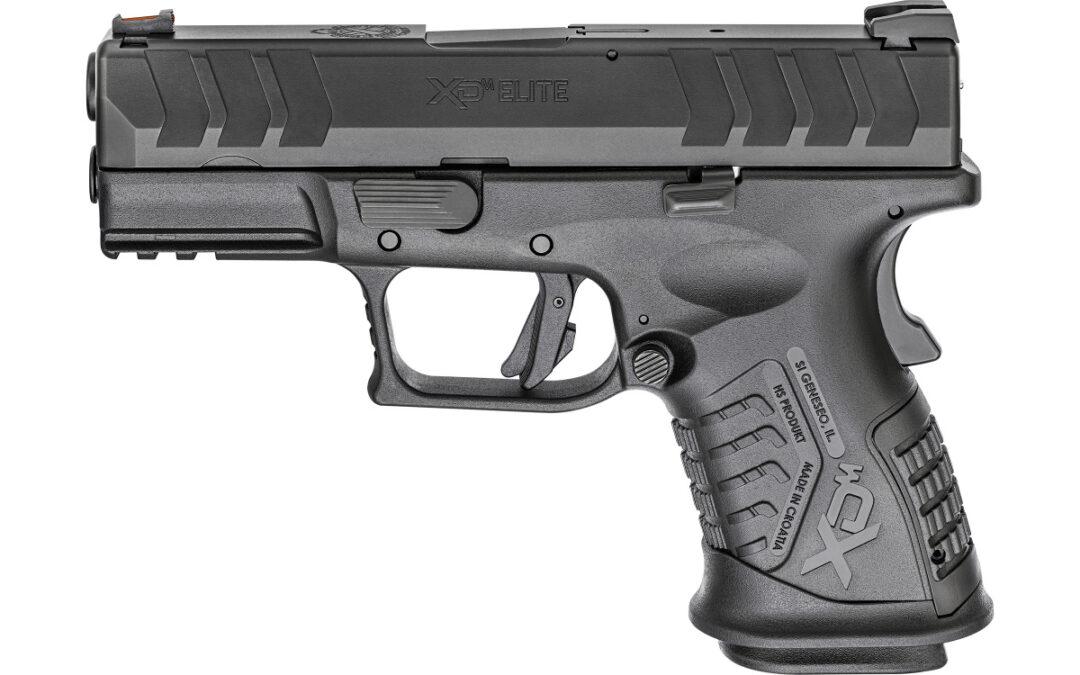 La nueva pistola Springfield Armory XD-M Elite Compact 3.8