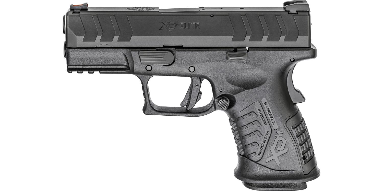 La nueva pistola XDM Elite. Fuente: springfield-armory.com/xd-series-handguns/xd-m-elite-handguns. Redacción Espacio Armas.