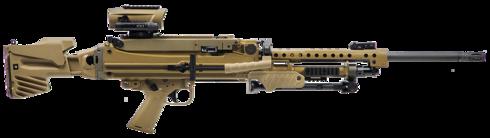 Ametralladora H&K MG5_IMG universal