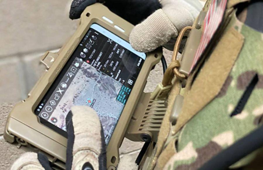 celular tactico militar para tropas Galaxy S20 Tactical Edition batería con duración de más de 48 horas