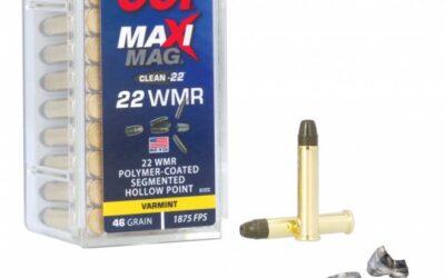 Municiones calibre .22 de CCI