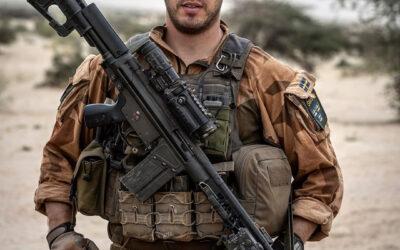 Calibre 5.56 OTAN, ¿es efectivo para la guerra moderna?