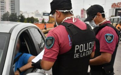 Policías asesinados en Argentina hasta hoy (2020)