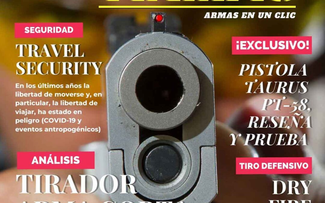 Revista de armas octubre 2020, Espacio Armas