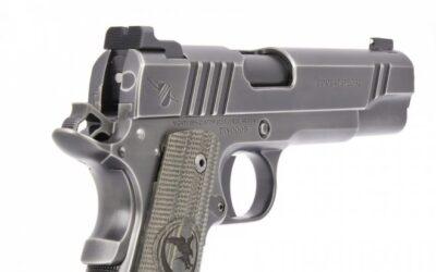 Pistola Thunder Ranch Combat Special