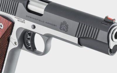 Pistola Springfield Armory Ronin 1911 en calibre 10 mm