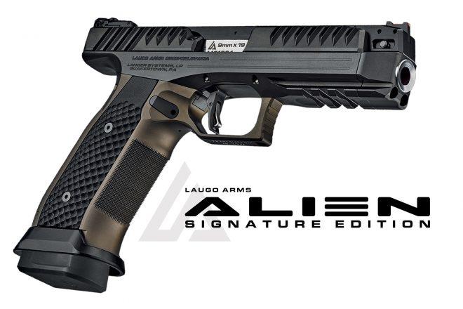 Pistola LAUGO de Lancer: gran decepción para muchos tiradores