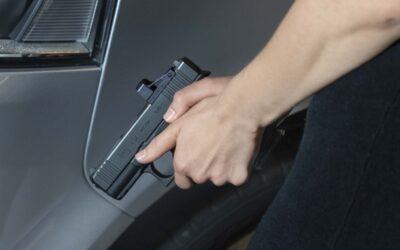Nueva pistola Glock 43 MOS: óptica, corredera y láser