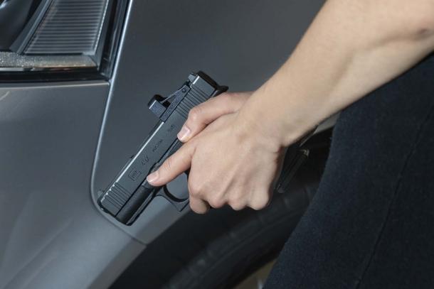 nuev pistola glock 43 MOS