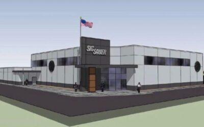 Academia SIG SAUER agregará un nuevo edificio para el entrenamiento