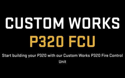 Pistola Sig Sauer P320: Configurador en línea