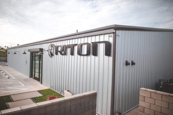 La fabrica de Riton Optics se traslada a una nueva instalación