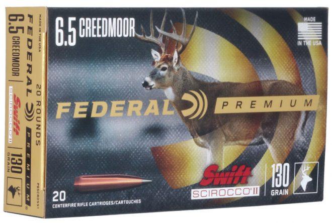 Nueva munición para la caza: Federal Ammunition
