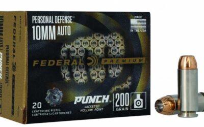 Las nuevas municiones de Federal Punch Line