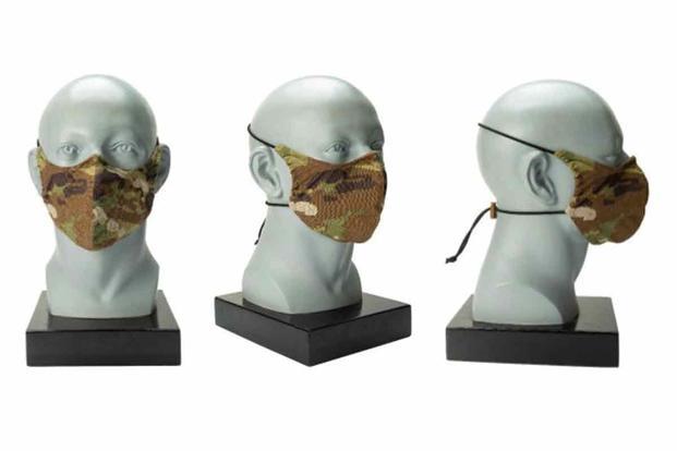 El ejército de EE. UU. Introducirá un revestimiento facial de tela de combate